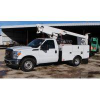 Quality Used Bucket Truck Stock No. 47508 - 2011 Ford F350 35