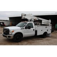 Quality Used Bucket Truck Stock No. 52954 - 2011 Ford F350 35 ft.