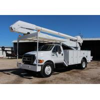 Quality Used Bucket Truck Stock No. 67693 - 2007 Ford F750 60