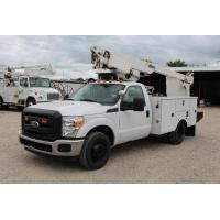 Quality Used Bucket Truck Stock No. 07460 - 2012 Ford F350 35
