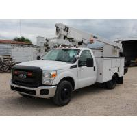 Quality Used Bucket Truck Stock No. 07457 - 2012 Ford F350 35