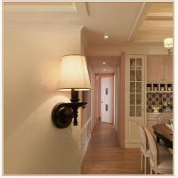 China Modern Black Swing Arm Wall Mounted Reading Lights/wall Lamps for Bedroom on sale