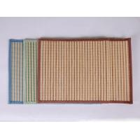 Quality Bamboo Mat Bamboo Placemat for sale