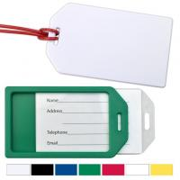 Quality Crafts and Gifts Plastic Luggage Tags for sale