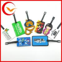Quality Crafts and Gifts PVC Luggage Tags for sale