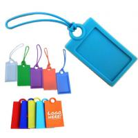 Quality Crafts and Gifts Siilicone Luggage Tags for sale