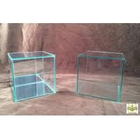 Quality Display Cases - Glass Cube Cases for sale