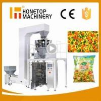 Quality Fruit and frozen vegetable packing machine-Honetop Machinery for sale