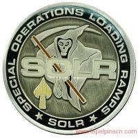 Quality Challenge Coin Design for sale