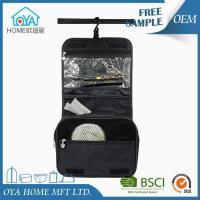 Quality Fabric Hanging Cosmetic Travel Organizer Bag for sale