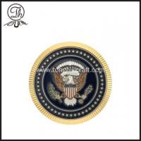 Quality Personalized challenge coin design company for sale