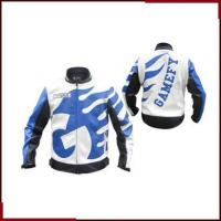 Quality New Design Protective Motorcycle Leather Jacket RB--J011 for sale