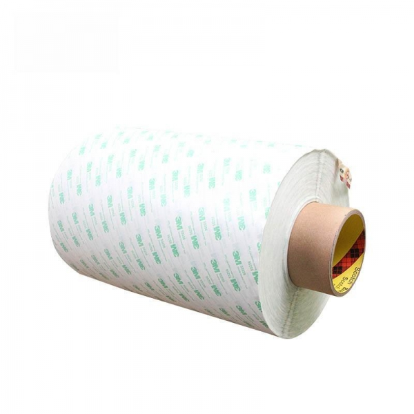 M high performance thin double coated pet tape for