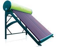 China THREAD ROD Low-pressure solar water heater on sale