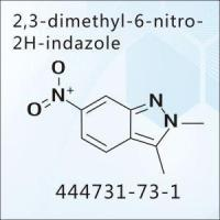 Quality 2,3-dimethyl-6-nitro-2H-indazole for sale