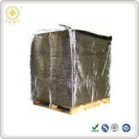 Quality Cool Shield Silver Foil Bubble Thermal Quilts Thermal Pallet Covers for sale