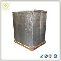 Quality Radiant Barrier Reusable Thermal Heat Insulated Shipping Pallet Cover for sale