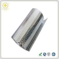 Quality Reflective Aluminum Single Foil Bubble Air Duct Insulation Rollers for sale