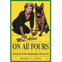 China Mrs. Allen On All Fours Book on sale