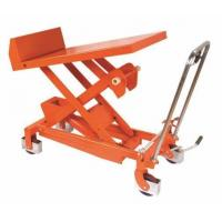Customized Manual or Electric Hydraulic Scissor Lift Table for Different Working Conditions