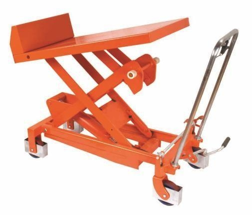 Buy Customized Manual or Electric Hydraulic Scissor Lift Table for Different Working Conditions at wholesale prices