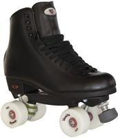 Quality Roller Skates Riedell RAVEN 120 Black Roller Skates mens for sale