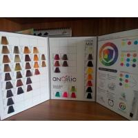 Buy cheap Hair Color Chart Swatch Book from wholesalers