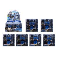 Buy cheap Plastic Toy Police commandos from wholesalers