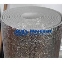 Buy cheap ALUMINUM FOIL WITH WOVEN FABRIC WBJE-A2-1 from wholesalers