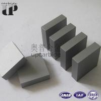 Quality hardmetal square plate for sale