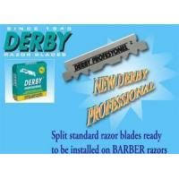 Quality Derby Professional Single Edge Razor Blades (100 blades) for sale