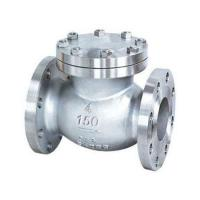 Quality High Pressure Flapper Type Check Valve for sale