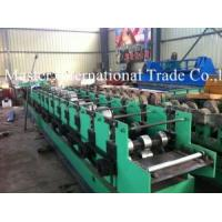 China Metal Down Pipe Roll Forming Machine CNC Tube Bender With Elbow Machine ISO / CE on sale