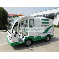 Quality Two people's state four-wheel electric sanitation cleaning cars QingYunChe garbage ST-3309 for sale