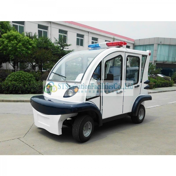 Buy Sen state four-wheel electric fire patrol car exhibition dedicated electric car ST-3409 at wholesale prices