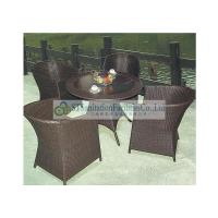 Buy cheap Sentai five sets of outdoor furniture chair balcony backyard outdoor fashion leisure chair ST-4704 from wholesalers
