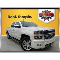 Quality Used 2015 Chevrolet Silverado 1500 Crew Cab Short Box 4-Wheel Drive High Country for sale