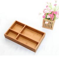 Quality red cutlery tray for sale