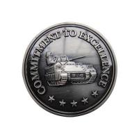 Quality Professional Commitment To Excellence Challenge Coins for sale