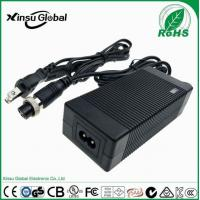 Quality 58.8V 1A Lithium Ion Battery Charger for Mobility Scooter for sale