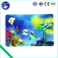 Quality 3D effect PP lenticular table mat Placemat of Sea scenery for sale