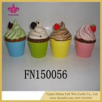 Quality Wholesale Cupcake Jar Carrier Cake Tools for Party Set Ceramic Cupcake Craft for sale