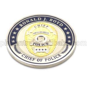 Buy Police Challenge Coins at wholesale prices