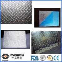 Quality Aluminium 5-Bars Checker Plate With Different Thickness For Truck for sale