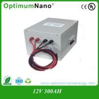 Quality LiFePo4 Battery 12V300Ah for sale