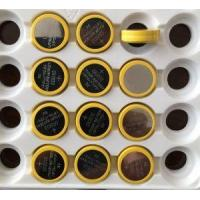 Buy cheap Li-ion Coin Button Battery, CR2430-1, Suitable for Calculators and Electronics from wholesalers