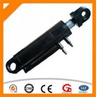 China Double acting hydraulic driven hydraulic scissors jack for sale