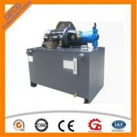 China hydraulic pump auto power station units for sale