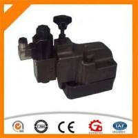 Quality Hydraulic Cylinder battery operated solenoid relief operated valve for sale
