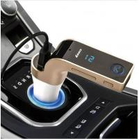 Quality G7 Bluetooth Car Kit Handsfree FM Transmitter Radio MP3 Player USB Charger & AUX for sale